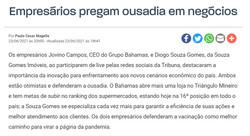 Live Diogo Souza Gomes para a Tribuna