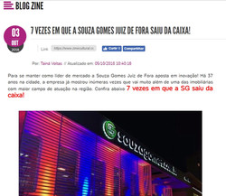 Inovações da Souza Gomes