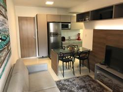 Apartamentos compactos em JF