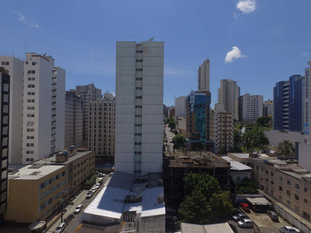 Vista torre Leste a 30 metros