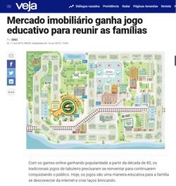 Mercado imobiliário ganha jogo educa