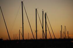 Masts at sunset.JPG