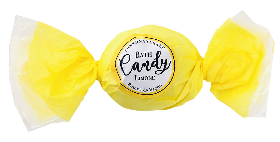 CARAMELLA DA BAGNO - Limone