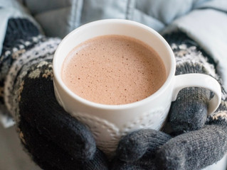 Relaxing and Mineral Rich Hot Cocoa