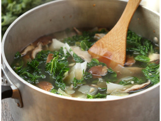 Hearty Veggie Soup That's So Good You Won't Understand How It's Possible.