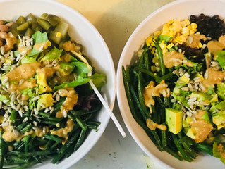 Vegan Lunch Salad!