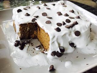 🎂High Protein, Low Glycemic Deeeelicious Vanilla Cake🎂