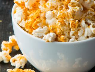Super Yummy Cheesy (Vegan!!!) Popcorn!