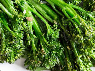 Perfectly Roasted Broccolini!!