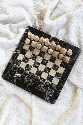 Mountainside Chess Set