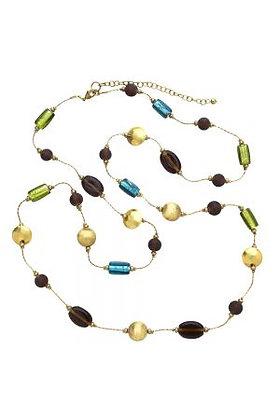 Aegean Sea Necklace