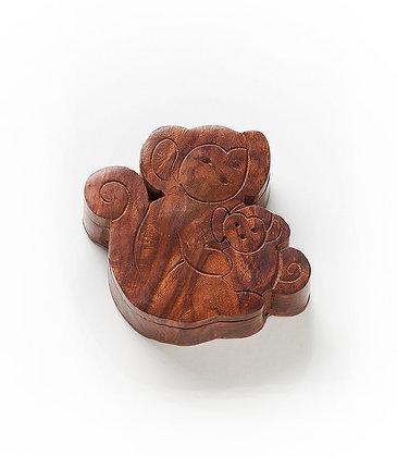 Mama Monkey Puzzle Box
