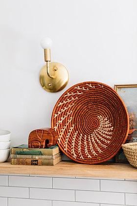 Sun Swirl Basket