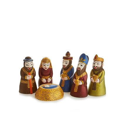SERRV Kashmiri Nativity