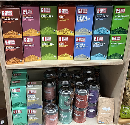 Equal Exchange Tea