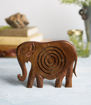 Labyrinth Game - Elephant