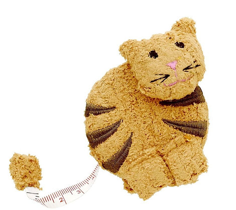 Measuring Tape Kitty Cat