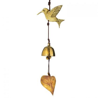 Door Chime Hummingbird