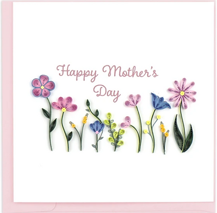 Mother's Day - Quilling Cards