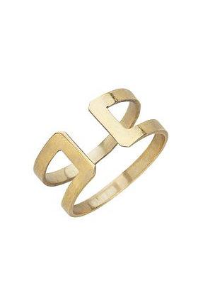 Bombshell Brass Ring