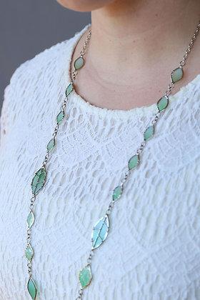 Precious Sage Necklace