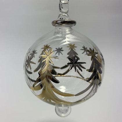Blown Glass Ornaments