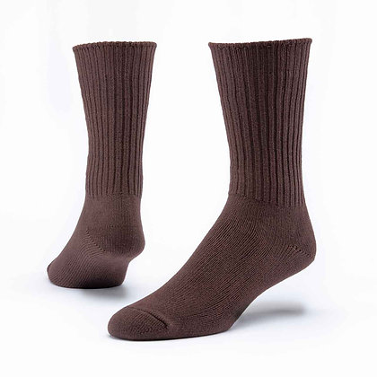 Organic Cotton Crew Socks Classic - Medium