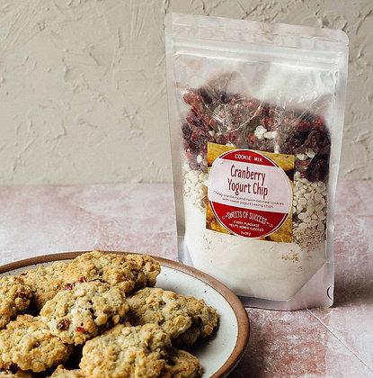 Cranberry Yogurt Cookies