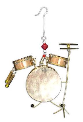 Metal Ornaments - Display Year Round, Part 1
