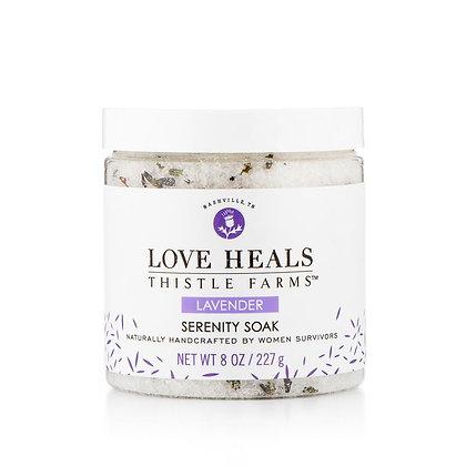Bath Soak Lavender