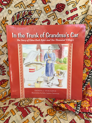 In the Trunk of Grandma's Car by Donna J. Stoltzfus