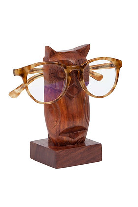 Wise Owl Eyeglass Holder