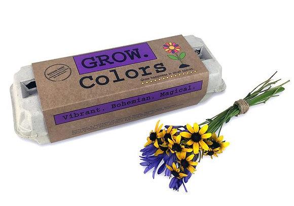 Colors Flower Garden Kit