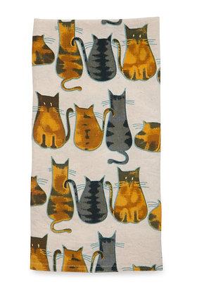 Cats Tea Towel
