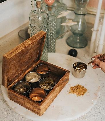 World Spice Box