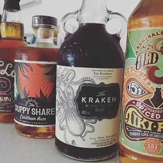 Mobile Rum Tasting