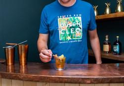 Cinnamon & Lime Garnish