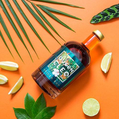 Queen Cleo Spiced Rum - 20cl Bottle