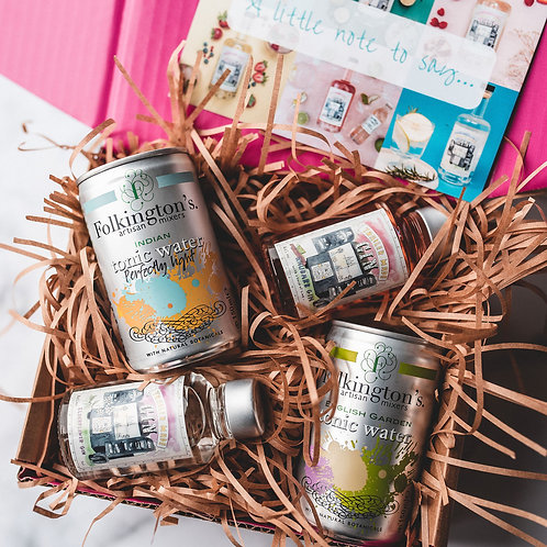 Trailer Made Gin Happy Hour Kit 2 - Floral & Fruity