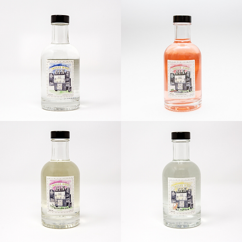 Set of Two - 20cl Trailer Made Gins