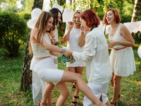 Get Planning those Summer Parties NOW!