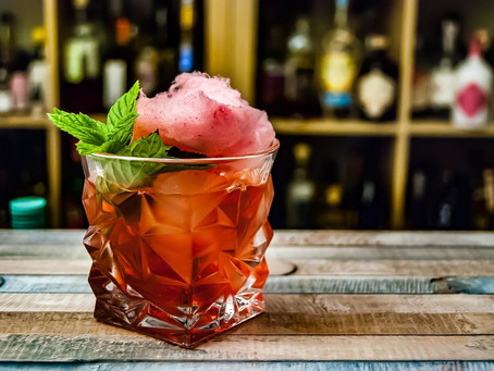 The Negroni Tale - World Cocktail Day