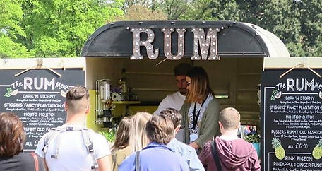 Horsebox Rum Bar