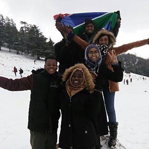 Winter Trip 2018: Ifrane