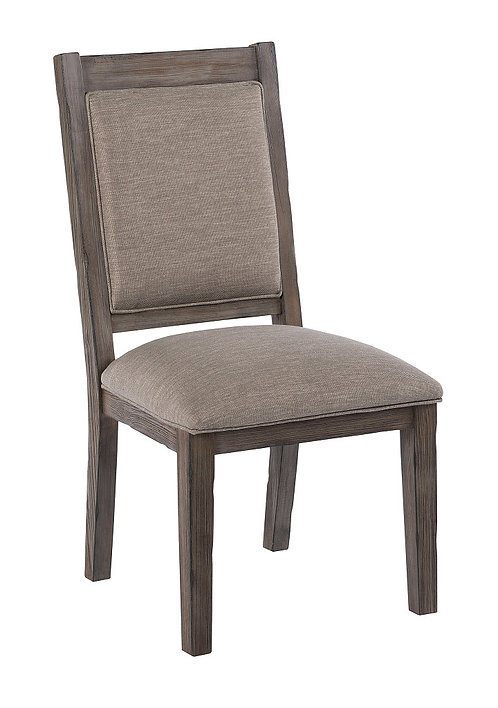 UPHOLSTERED SIDE CHAIR DC