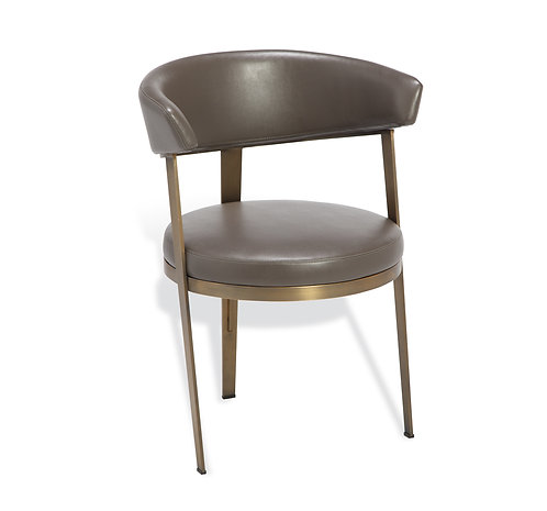 Adele Dining Chair - Grey
