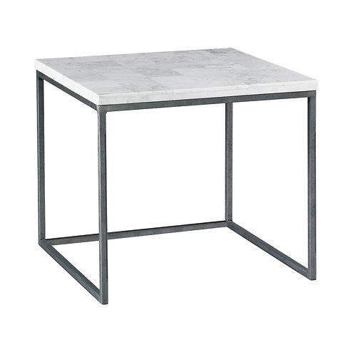NOLAN SIDE TABLE WHITE ST