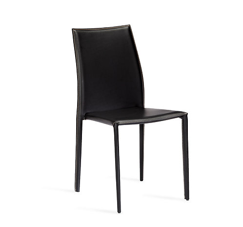 Van Stacking Chair - Black