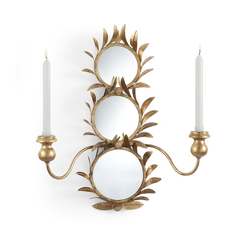 Harting Mirrored Sconce