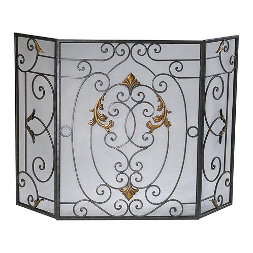 CD - French Fire Screen